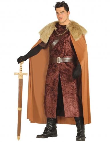Déguisement roi du nord homme