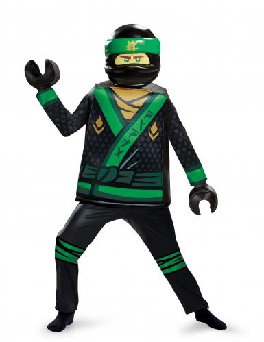 Déguisement deluxe Lloyd Ninjago™- LEGO® enfant-1
