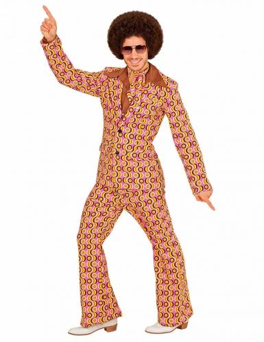 Déguisement groovy disco années 70 homme