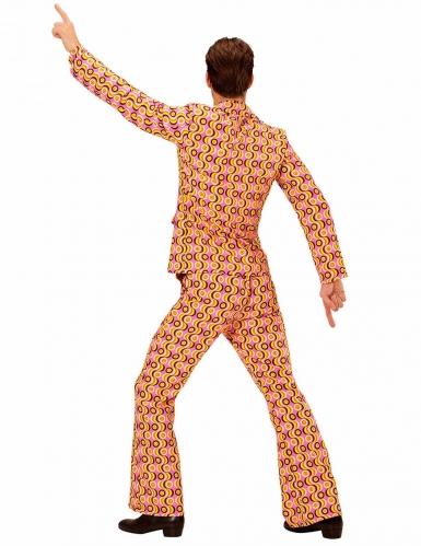Déguisement groovy disco années 70 homme-2