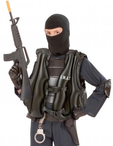 Gilet pare-balles SWAT gonflable enfant-1