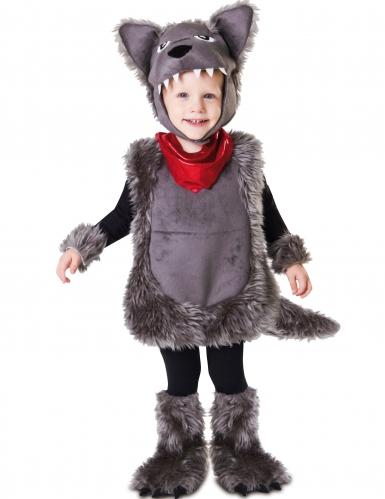 Déguisement loup garçon