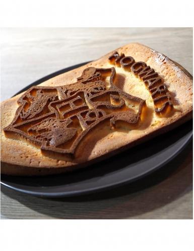 Moule à gâteau en silicone Hogwarts - Harry Potter™ noir 27 x 18.5 cm-1