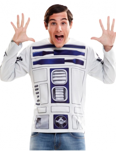 T-shirt R2D2 Star Wars™ adulte