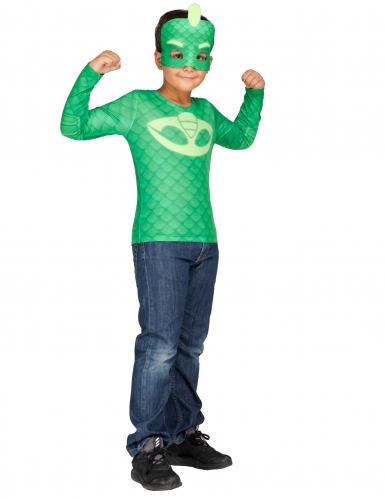 Déguisement Gluglu Gekko Pyjamasques™ enfant