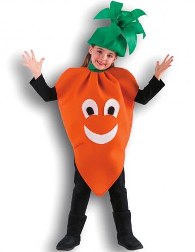 Déguisement carotte fille