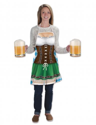 Tablier long Oktoberfest femme