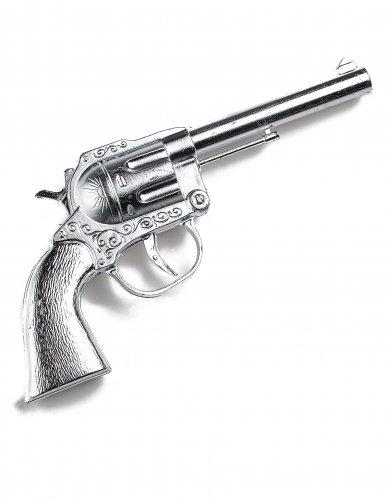 Pistolet argenté enfant