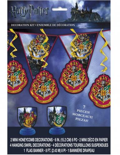 Kit de décorations Harry Potter ™ 7 pièces-1