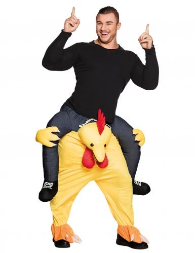 d guisement homme dos de poulet adulte deguise toi achat de d guisements adultes. Black Bedroom Furniture Sets. Home Design Ideas