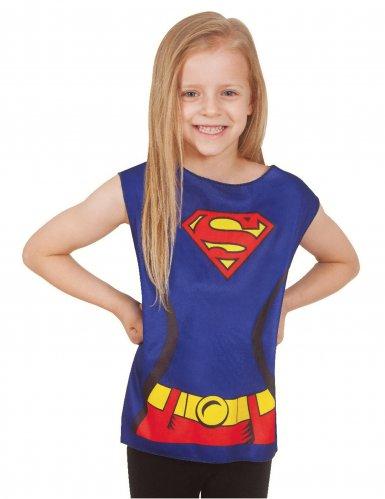 T-shirt imprimé Supergirl ™ enfant