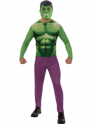 Déguisement classique Hulk™ adulte