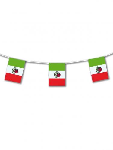 Guirlande plastique Mexique 5 m