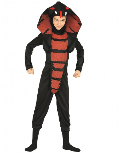 Déguisement ninja cobra garçon