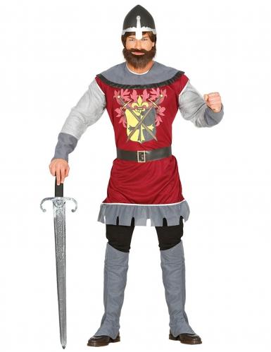 Déguisement prince chevalier adulte