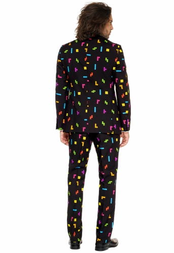 Costume Mr. Tetris™ homme Opposuits™-1