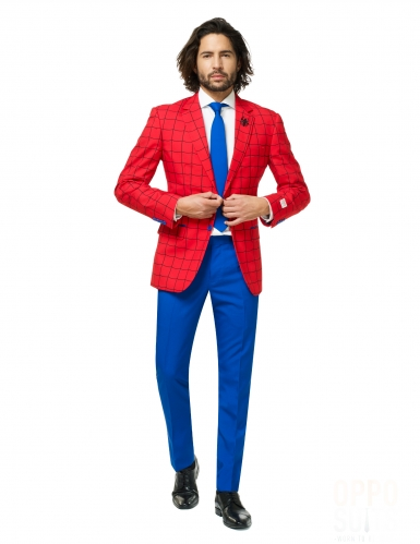 Costume Mr. Spiderman™ homme Opposuits™