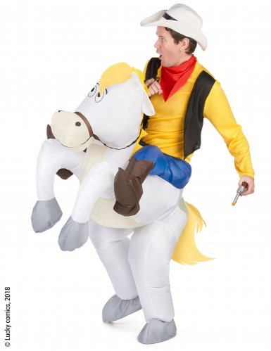 Déguisement Porte-moi Jolly Jumper adute- Lucky Luke™-1