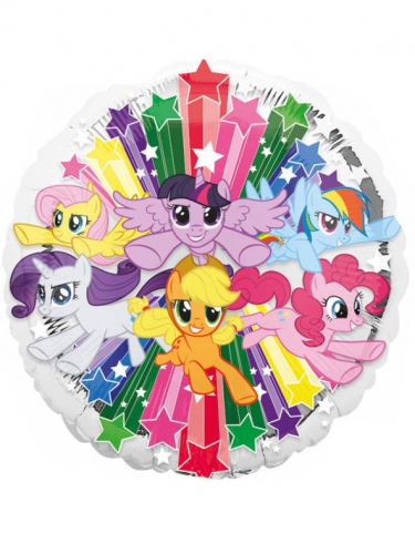 Ballon aluminium My Little Pony ™ 43 cm