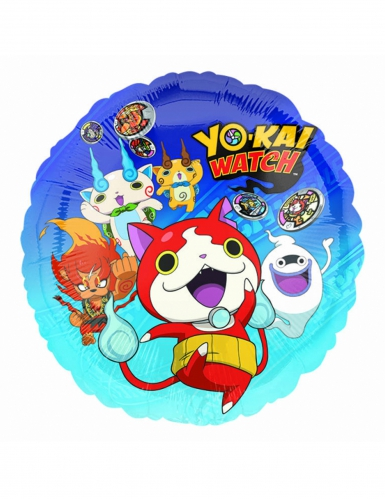 Ballon aluminium Yo Kai Watch ™ 43 cm