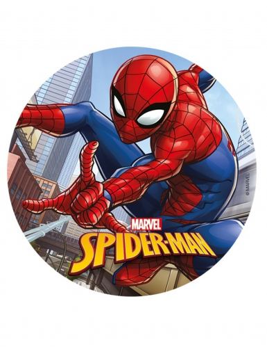 Disque azyme Spiderman ™ 20 cm