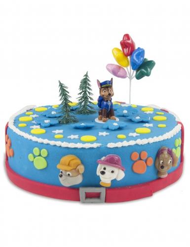 Kit de décoration pour gâteau Pat'Patrouille™ Chase ™ -1