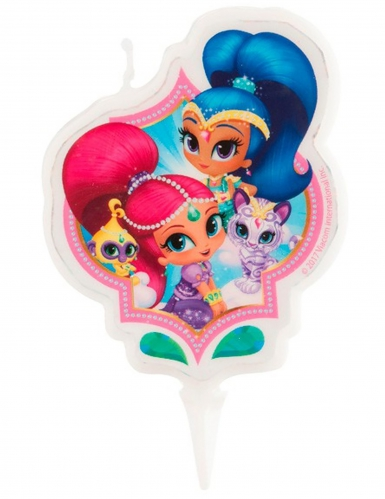 Bougie Shimmer and Shine ™ 7 cm