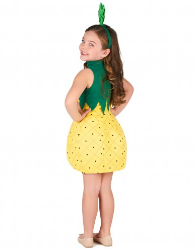 Déguisement robe ananas fille-2
