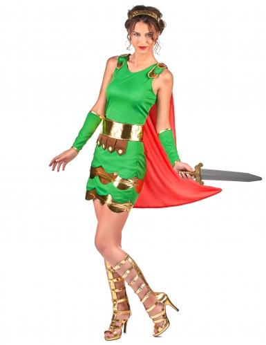 Déguisement soldat romain femme-1