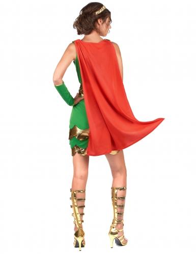 Déguisement soldat romain femme-2