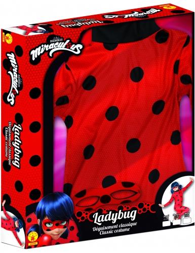 Coffret déguisement classique Miraculous Ladybug™ fille-2