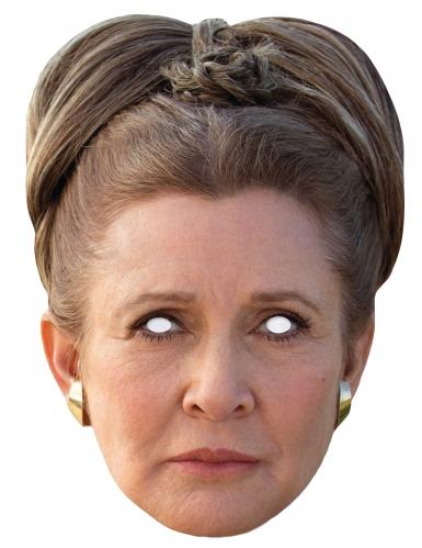 Masque carton Princesse Leia Star Wars™
