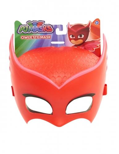 Masque en plastique moulé Bibou Pyjamasques™ enfant-1