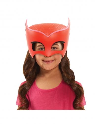 Masque en plastique moulé Bibou Pyjamasques™ enfant
