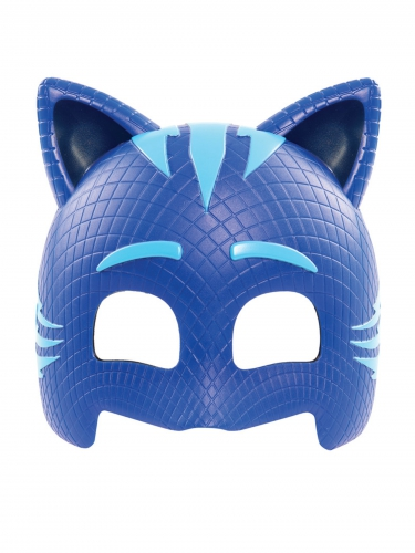 Masque en plastique moulé Yoyo Pyjamasques™ enfant-1