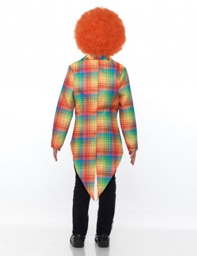 Queue de pie clown enfant-1