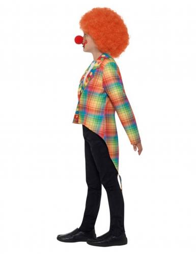 Queue de pie clown enfant-2