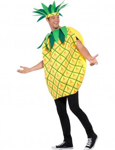 Déguisement ananas adulte-2