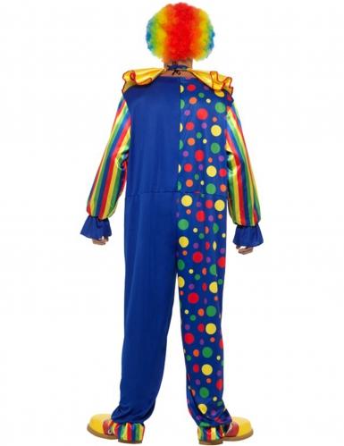 Déguisement clown de la nuit homme-1