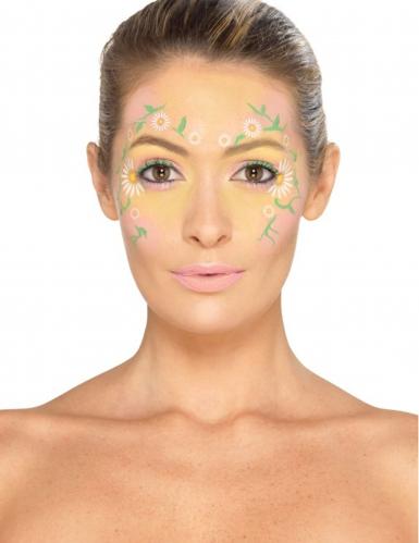Kit maquillage hippie bohème femme-4
