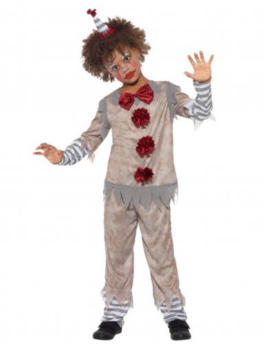 Déguisement clown vintage garçon