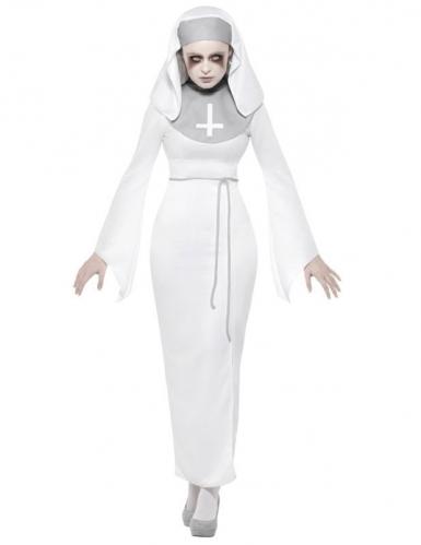 Déguisement religieuse possédée femme