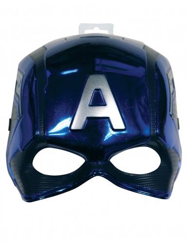 Demi-masque Captain America™ enfant-1