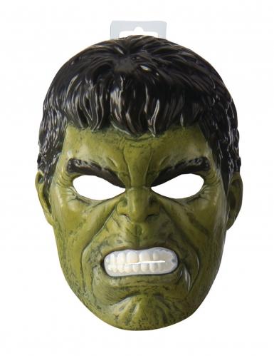 Demi-masque Hulk™ enfant-1