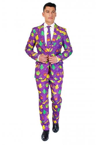 Costume Mr. Mardi Gras homme Suitmeister™