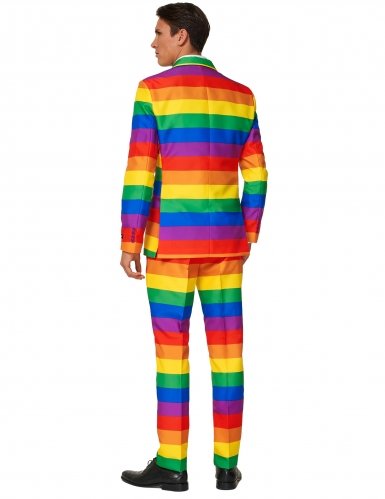 Costume Mr. Rainbow Suitmeister™homme-1