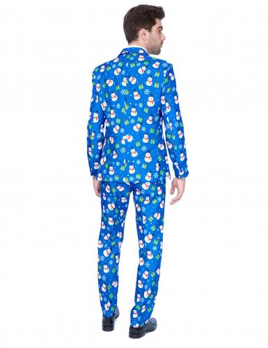 Costume Mr. Xmas Snowman homme Suitmeister™-1