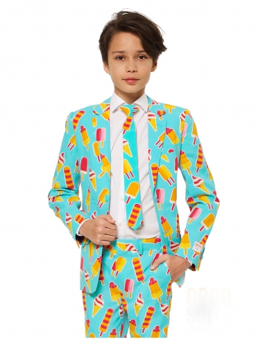 Costume Mr. Iceman adolescent Opposuits™-1