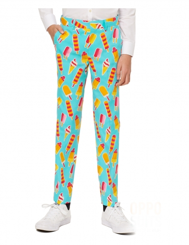 Costume Mr. Iceman adolescent Opposuits™-3