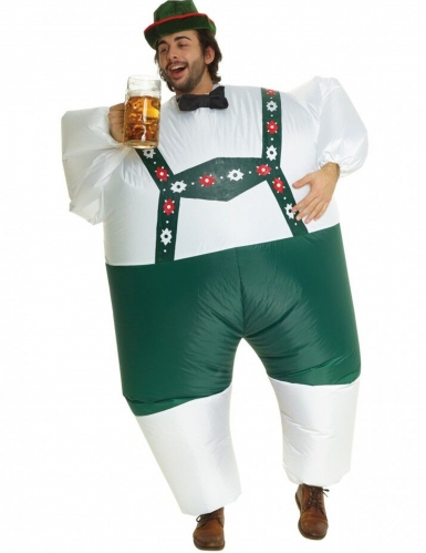 d7c9fd4984216a Smiffies Costume adulte cow-boy gonflable - taille unique